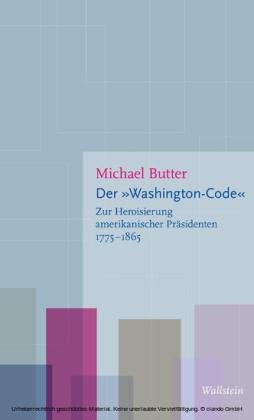 """Der """"Washington-Code'"""