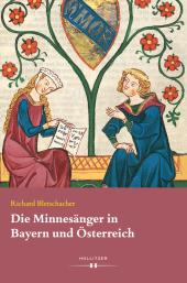 Die Minnesänger in Bayern und Österreich Cover