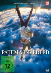 Patema Inverted, 1 DVD Cover