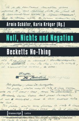 Null, Nichts und Negation