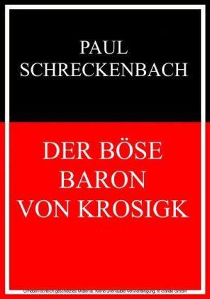 Der böse Baron von Krosigk