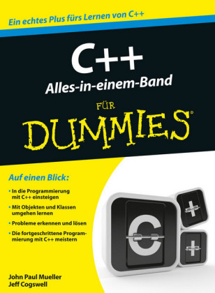 c programmieren lernen f r dummies ebook aldi life. Black Bedroom Furniture Sets. Home Design Ideas