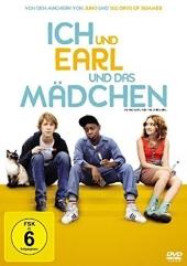 Ich und Earl und das Mädchen, 1 DVD Cover
