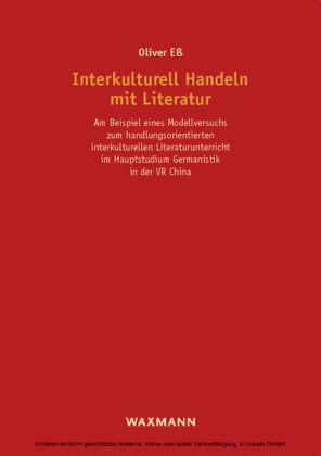 Interkulturell Handeln mit Literatur