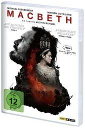 Macbeth, 1 DVD Cover