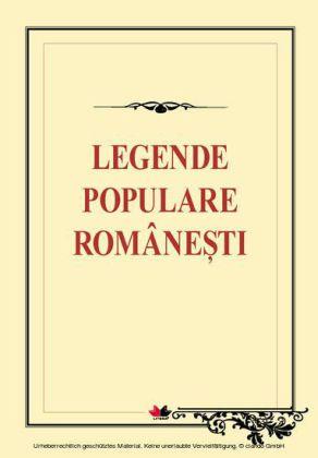 Legende populare românesti