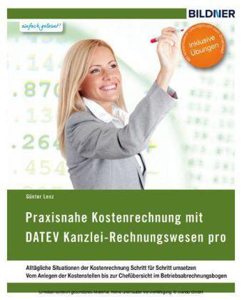 Kostenrechnung mit DATEV Kanzlei Rechnungswesen pro