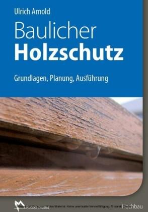 Baulicher Holzschutz - E-Book (PDF)