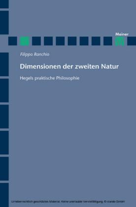 Dimensionen der zweiten Natur