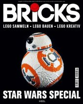 BRICKS: LEGO sammeln - LEGO bauen - LEGO kreativ Cover