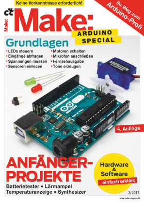 Make: Arduino special