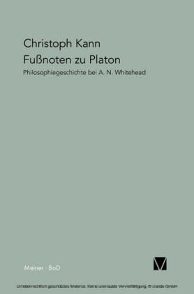 Fußnoten zu Platon