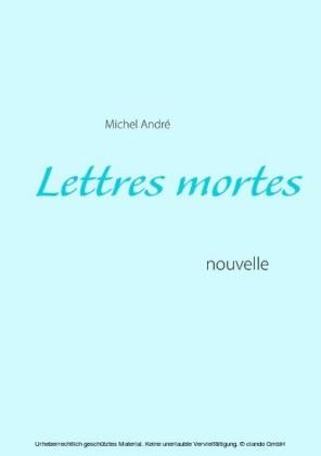 Lettres mortes