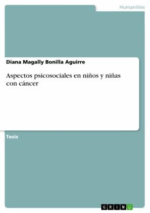 Aspectos psicosociales en niños y niñas con cáncer