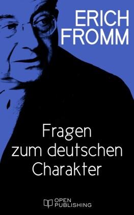Fragen zum deutschen Charakter
