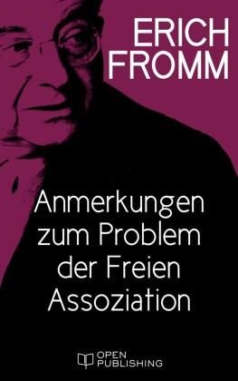 Anmerkungen zum Problem der Freien Assoziation