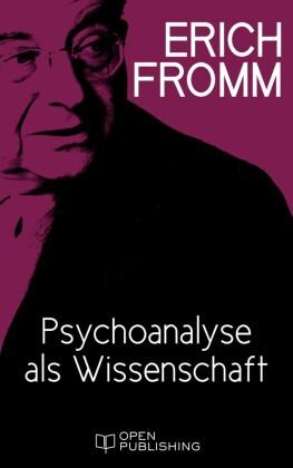 Psychoanalyse als Wissenschaft