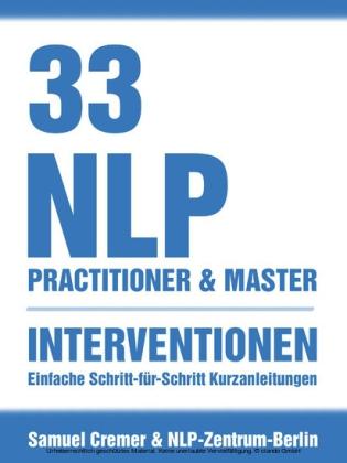 33 NLP Interventionen
