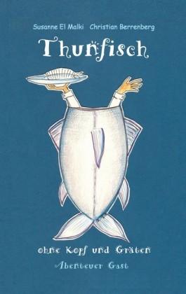 Thunfisch ohne Kopf und Gräten