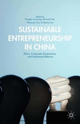Sustainable Entrepreneurship in China