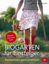 Der Biogarten für Einsteiger Cover