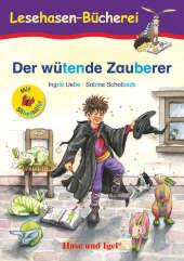 Der wütende Zauberer, Schulausgabe Cover