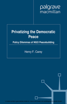 Privatizing the Democratic Peace