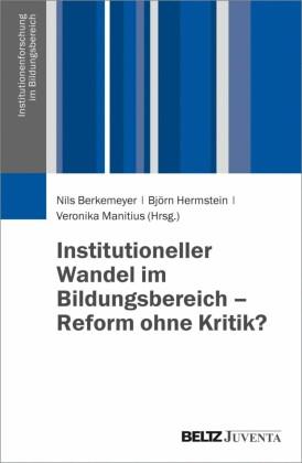 Institutioneller Wandel im Bildungswesen