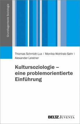 Kultursoziologie - eine problemorientierte Einführung