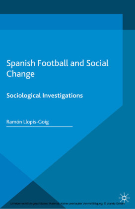 Spanish Football and Social Change