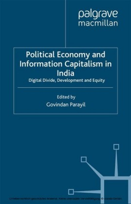 Political Economy and Information Capitalism in India