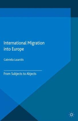 International Migration into Europe