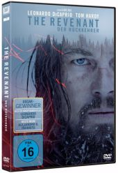 The Revenant, 1 DVD