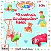 40 schönste Kindergartenlieder, 2 Audio-CDs
