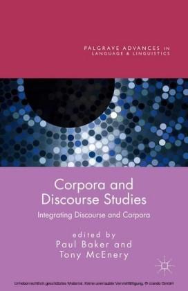 Corpora and Discourse Studies