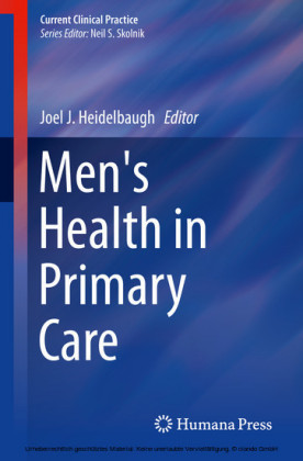 Men's Health in Primary Care