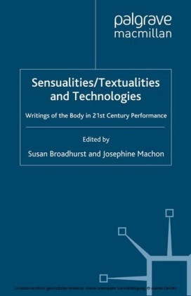 Sensualities/Textualities and Technologies