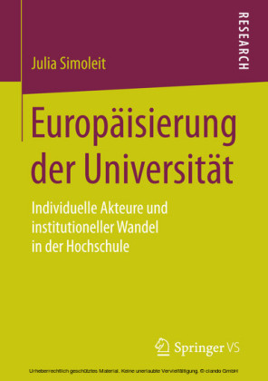 Europäisierung der Universität