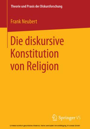 Die diskursive Konstitution von Religion