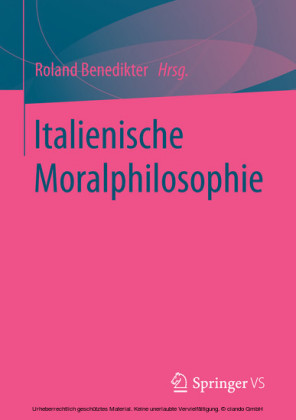 Italienische Moralphilosophie