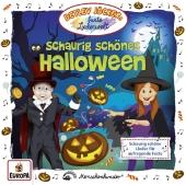 Schaurig-schönes Halloween, 1 Audio-CD Cover