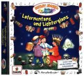 Laternentanz und Lichterglanz, 1 Audio-CD