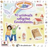 40 schönste religiöse Kinderlieder, 2 Audio-CD Cover