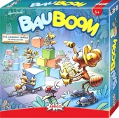 Bauboom (Kinderspiel) Cover