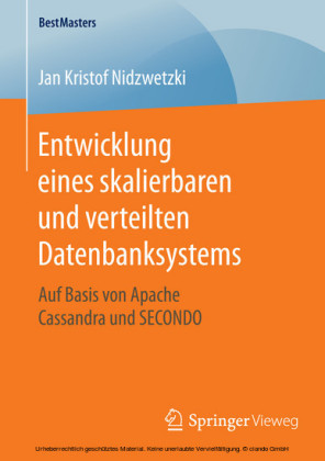 Entwicklung eines skalierbaren und verteilten Datenbanksystems