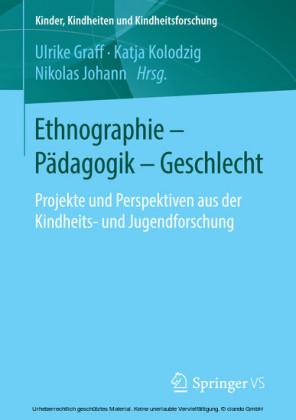 Ethnographie - Pädagogik - Geschlecht