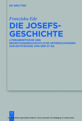 Die Josefsgeschichte