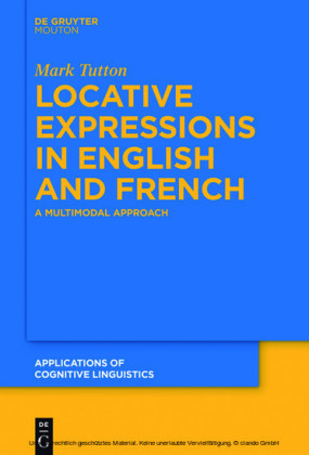 Locative Expressions in English and French