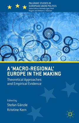 A 'Macro-regional' Europe in the Making