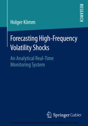 Forecasting High-Frequency Volatility Shocks